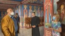 Борисов посети нов храм