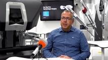 """Професор Иван Костов - изпълнителен директор на АГ болница """"Майчин дом"""" за роботизираната хирургия в България"""