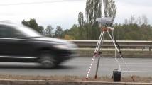 От КАТ показаха камери от ново поколение, с които ще ловят нарушителите на пътя