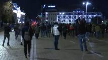 Антиправителствен протест: Ден 93