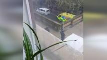 Въоръжени полицаи блокираха лондонска болница