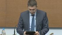 Вътрешният министър обясни за объркания адрес по време на акцията на ГДБОП