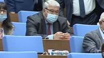 Кражба в парламента: БСП отмъкнали папката на Спас Гърневски от ГЕРБ
