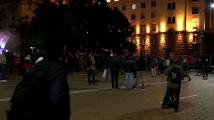 Антиправителствен протест: Ден 99