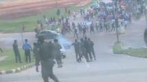 Войници избиха протестиращи по време на демонстрация в Лагос