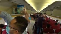 Пътници в Хонконг се качиха на полет за никъде
