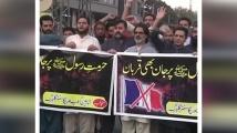 Гневът срещу Макрон се засилва в мюсюлманския свят
