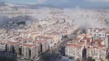 Трусът в Егейско море взе жертви и предизвика разрушения и цунами в Измир