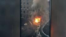 Пожар избухна в руска болница за пациенти с коронавирус
