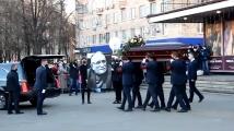 В Москва се простиха с Армен Джигарханян
