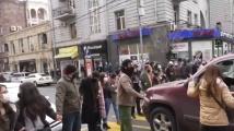 Протести блокираха центъра на Ереван