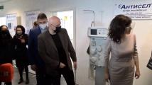 ГЕРБ дарява апарати за кръвна плазма на центровете по трансфузионна хематология в Плевен и Стара Загора