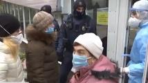 Щурмуваха COVID болница в Одеса