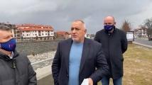 Борисов отново на живо във фейсбук