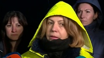 Фандъкова: Няма бедствено положение и няма евакуирани хора