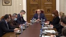 Румен Радев: Ще се постарая по най-бързия начин да дам отговор за датата на изборите