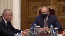 Марешки нарече консултациите на Радев безсмислени и некомпетентни