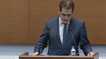 Министър Борисов: Климатичната обстановка беше изключително тежкa