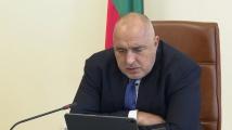 """Борисов: Усилено работим по инициативата """"Три морета"""", докато другите още само говорят"""