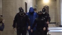 Обвиненият за смъртта на Милен Цветков влезе безмълвен в съда