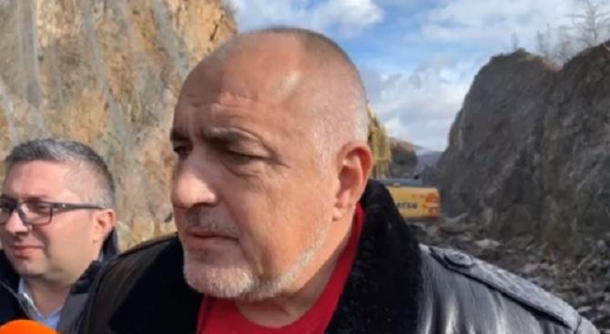 Борисов на инспекция в Искърското дефиле: Това е природата