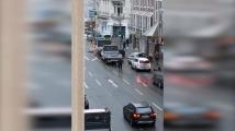 Атака с нож във Франкфурт. Има ранени