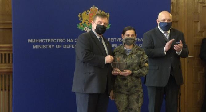 Каракачанов: Една пандемия не може да уплаши българските военни спортисти