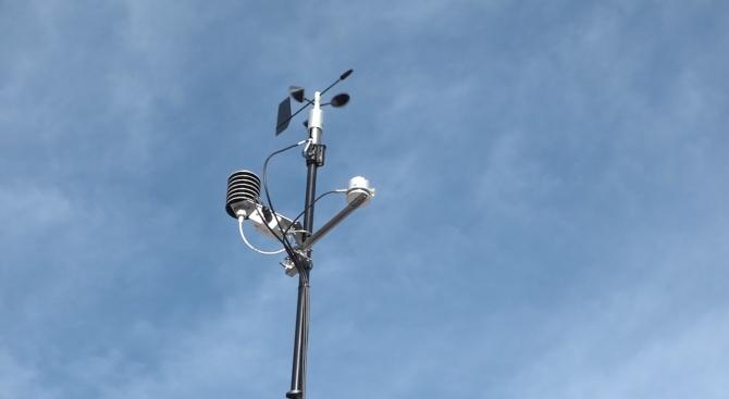 Зам.-кмет на София: Мобилната станция е част от мерките за борба с мръсния въздух