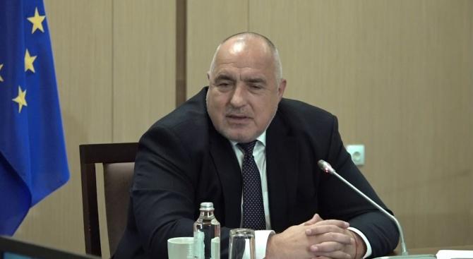 Борисов: Управляваме пандемията най-добре в Европа