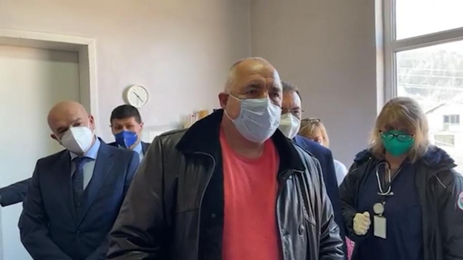 Премиерът Борисов: Най-добрите ваксини са приети от ЕК