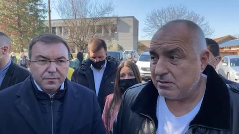 Борисов: У нас има достатъчно глупави хора, които се подвеждат по лъжите за ваксините