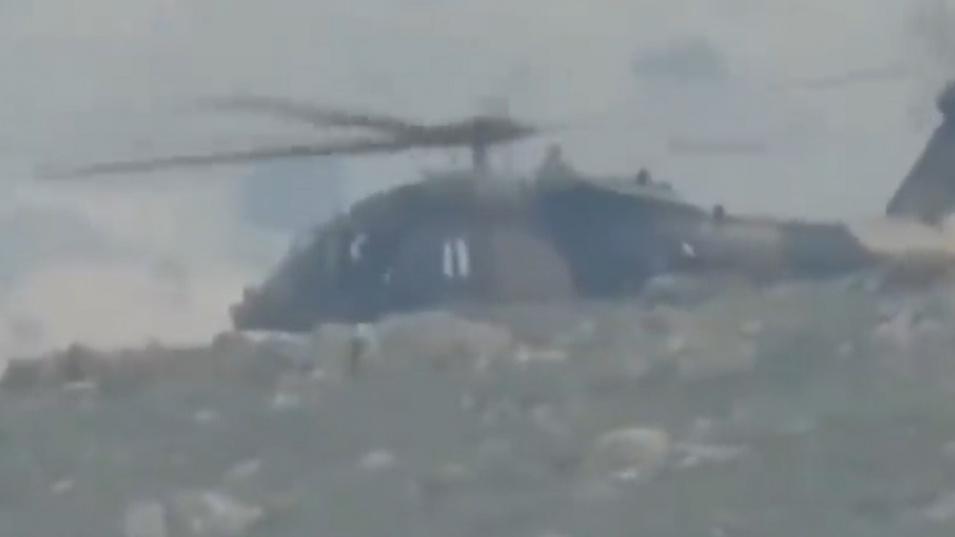 Хеликоптер уби военни в Турция