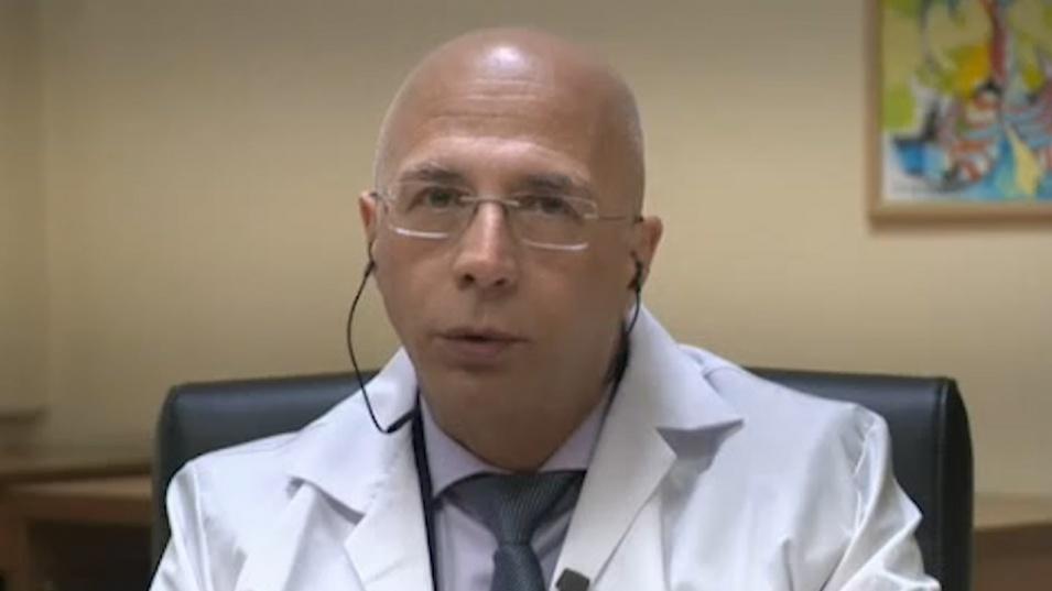 """Д-р Близнаков алармира: COVID леглата са запълнени на 85% в УМБАЛ """"Света Анна"""""""