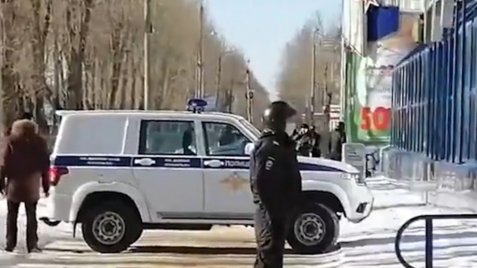 Длъжник спретна драма в Русия