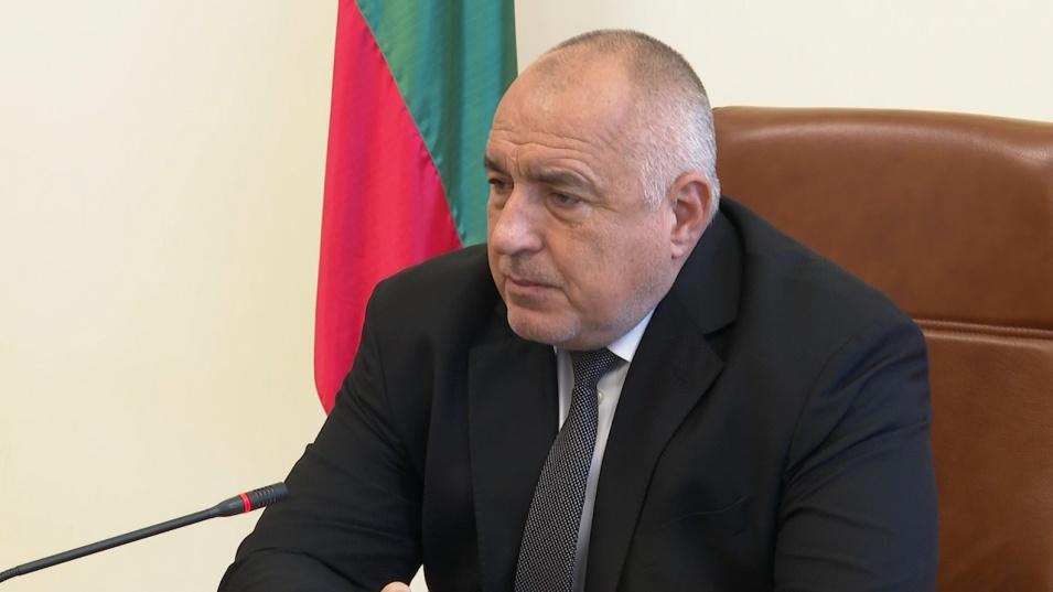 """Борисов разпореди спирането на имунизацията с ваксината на """"АстраЗенека"""""""