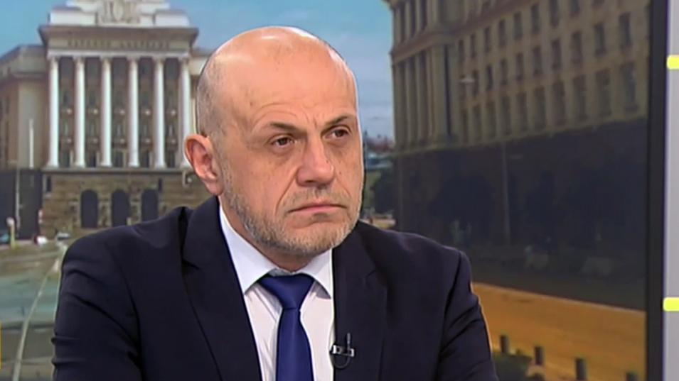 Томислав Дончев: Управлението на страната не свършва с измитането на ГЕРБ от властта