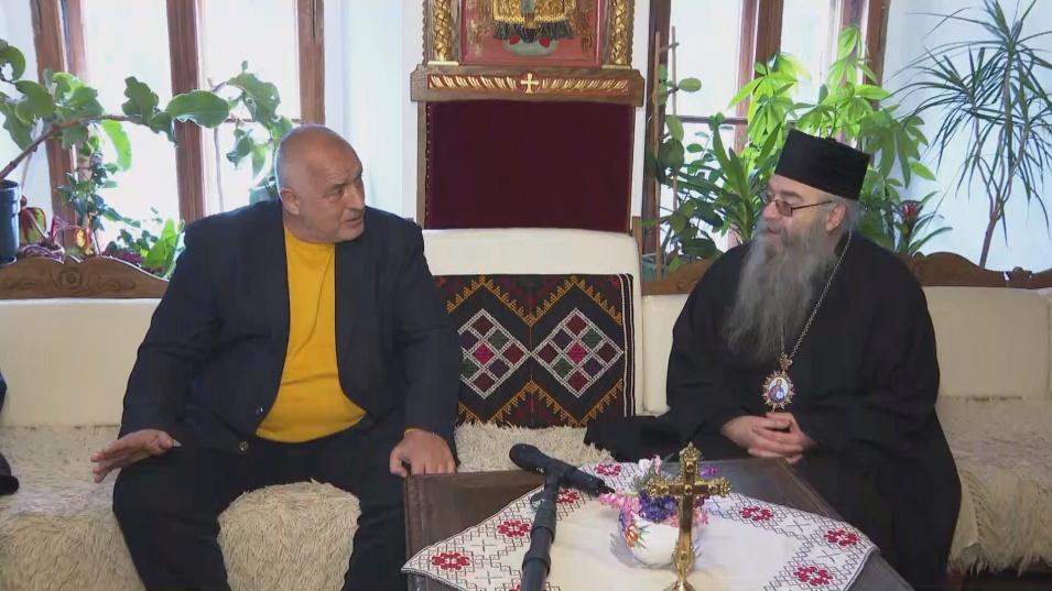 Борисов от Рилския манастир: Силата ни е в решаването на проблеми