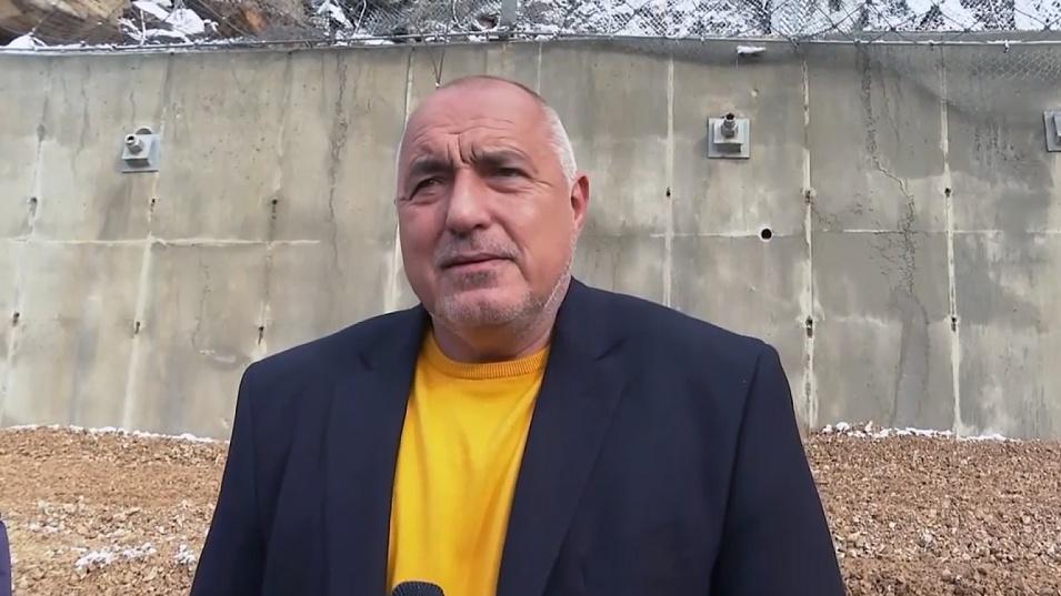 Бойко Борисов се отказа от депутатското си място
