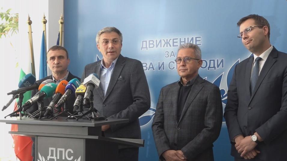 ДПС припомни фраза на Доган и обяви: Няма да подкрепим кабинет на ГЕРБ и БСП