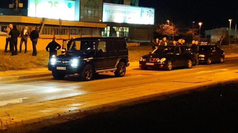Показно убийство на Околовръстното в София