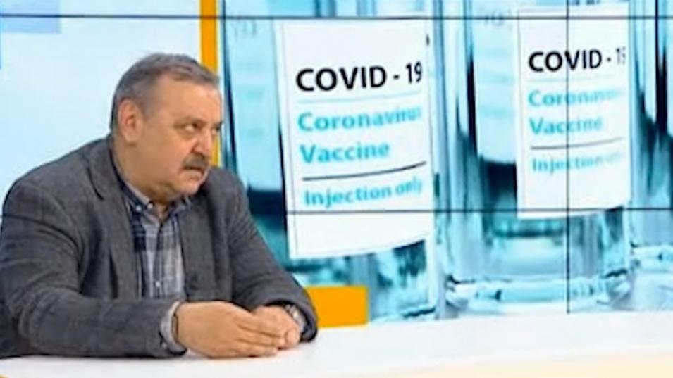 Проф. Кантарджиев: През май - юни може да се постигне колективен имунитет с РНК ваксини