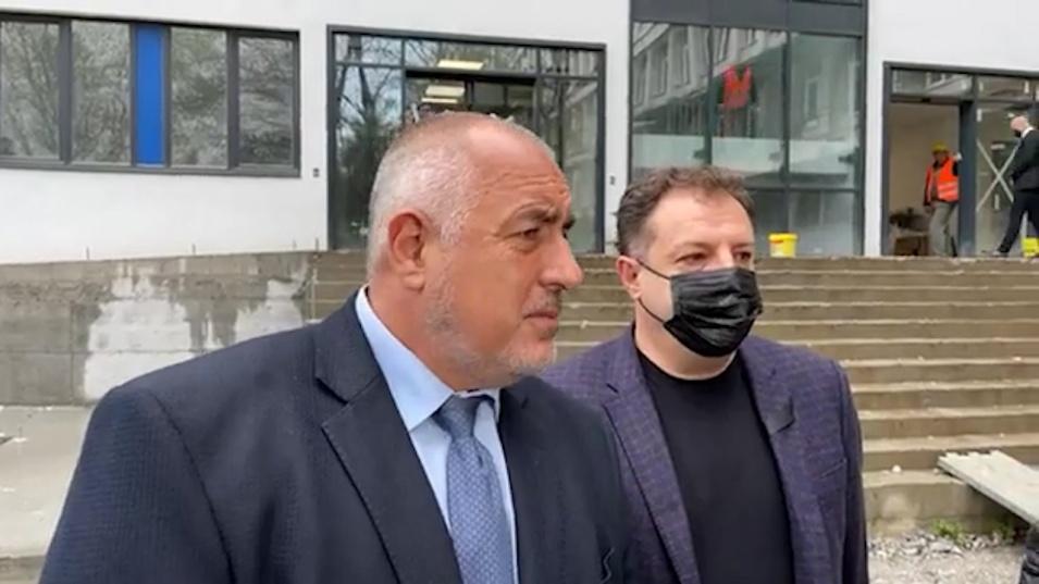 Премиерът разкри за своя болка, не изключи намеса на Тони Георгиев
