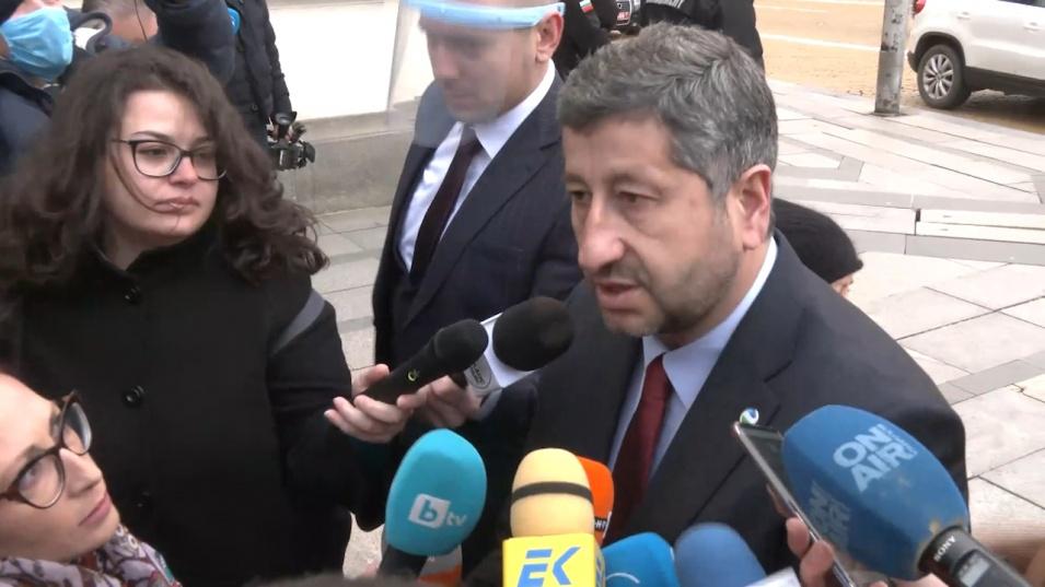 Христо Иванов очаква хода на Слави Трифонов