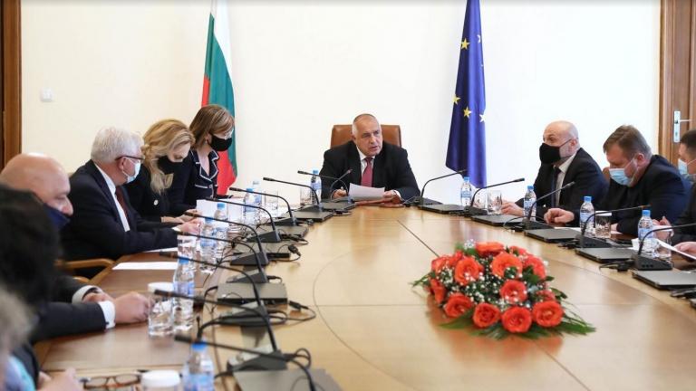 """Борисов: Над 750 000 допълнителни дози от ваксината на """"Пфайзер"""" ще получи България"""