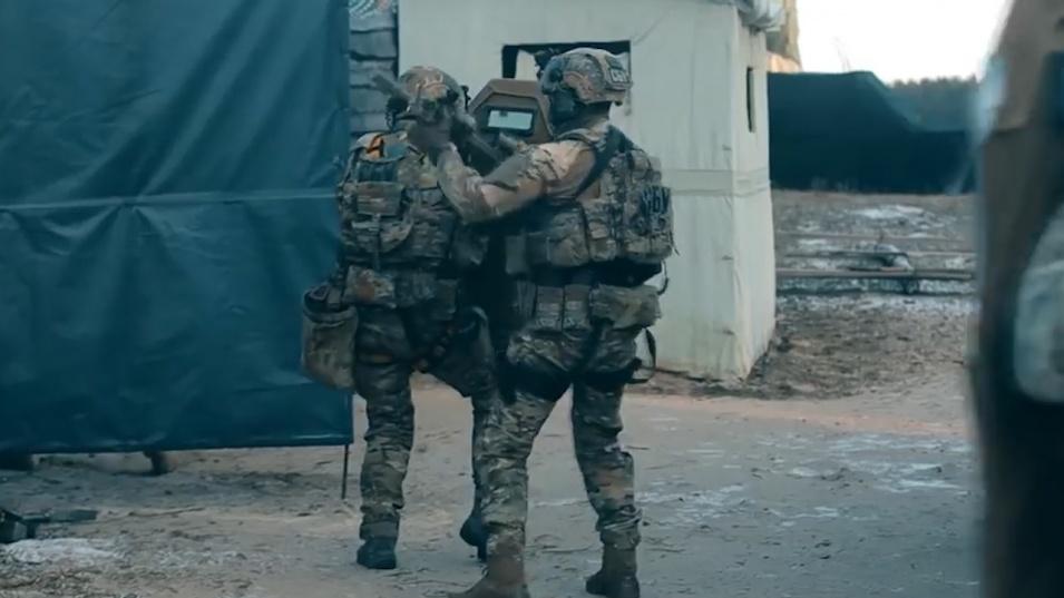 Украйна вдигна Службата за сигурност на крак