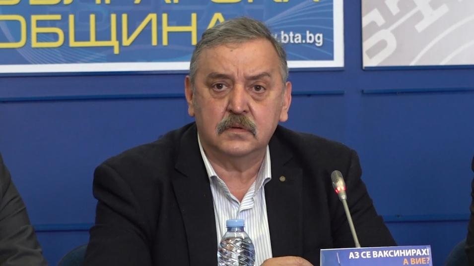 Проф. Кантарджиев разкри какви вируси върлуват в момента в страната ни