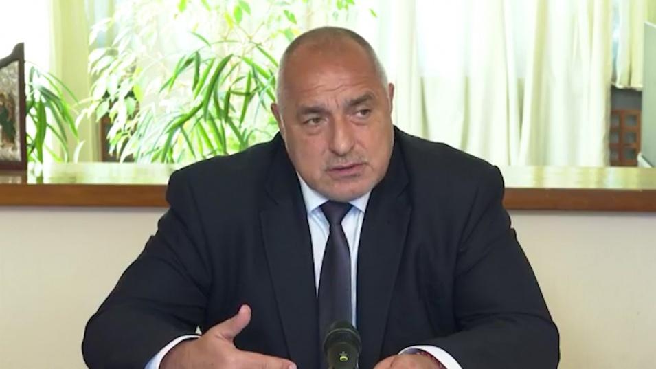Борисов сравни действията на ИТН с предателството на Юда и бесен попита: Няма ли да си ходим?