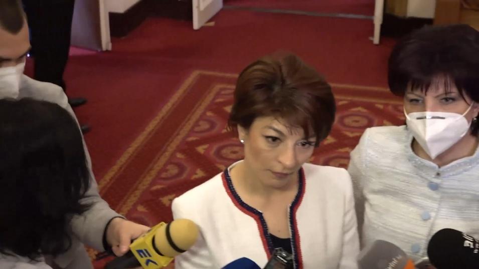 ГЕРБ: Г-жа Митева ще прецени кой е най-адекватният дневен ред, който да обслужва не само политическите партии, но и гражданите