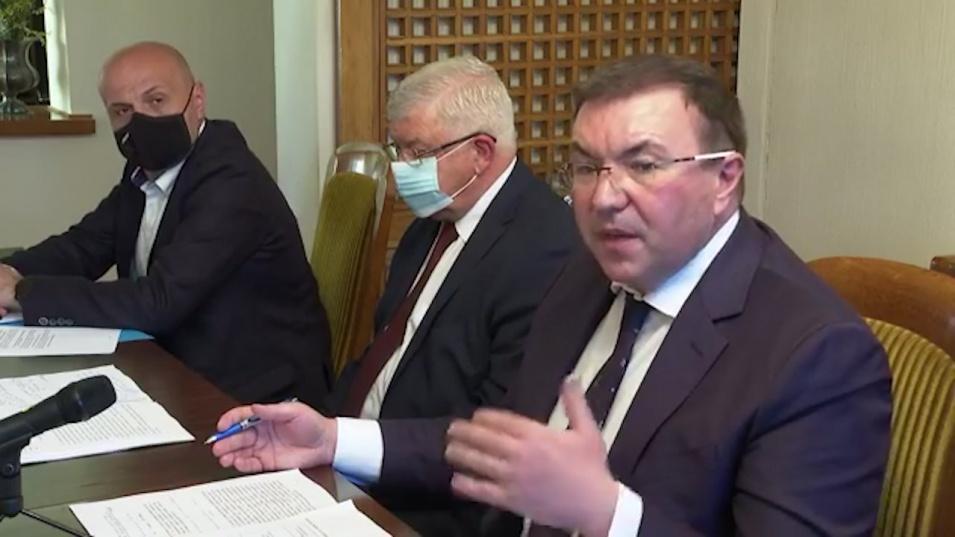 Проф. Ангелов обяви удължаване на извънредната епидемична обстановка