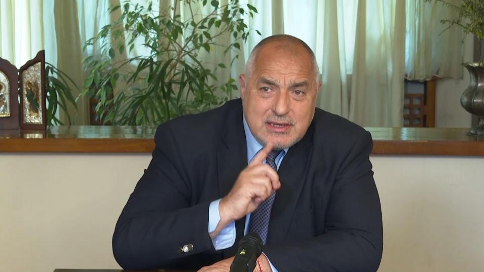 Бойко Борисов: Жаждата за еднолично управление на някои политици води държавата надолу